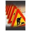 Indicatoare rutiere semne de circulatie  - Indicatoare ruti