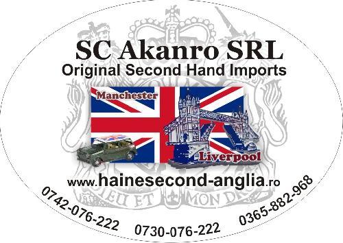 Haine second hand colecta originala