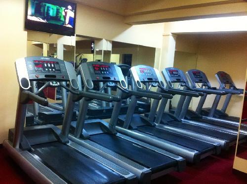 Sala de fitness Titan, Liviu Rebreanu