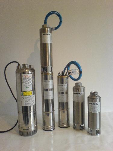 Pompe submersibile de 4