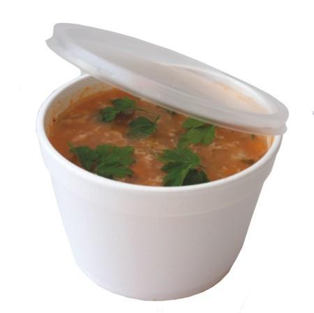 Bol din spuma pentru supa 500cc (UFD100)