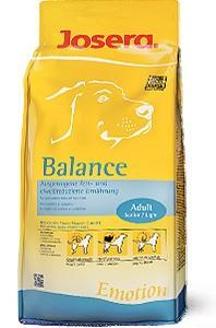Hrana JOSERA Balance pentru caini sedentari