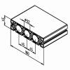 Profil aluminiu - Profile De Aluminiu
