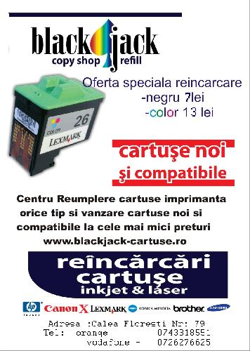 Cartuse imprimante compatibile