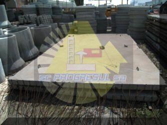 Plansee beton armat