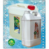 Solutie pentru curatat instalatii si calorifere