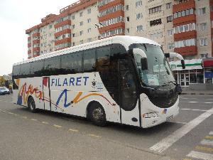 Transport GRECIA autocar