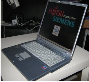 Laptop siemens Centrino 1500
