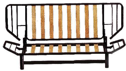 Structura canapea metalica