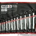SET CHEI INELARE CU COT 6-32MM 12BUC - YATO