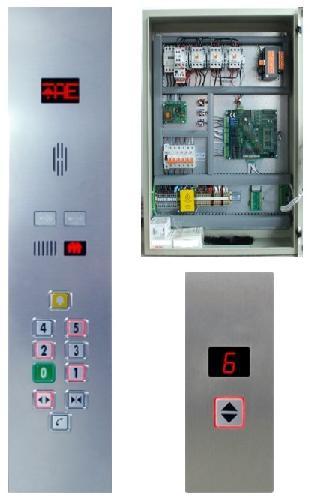Kit modernizare ascensoare precablat la cel mai mic pret