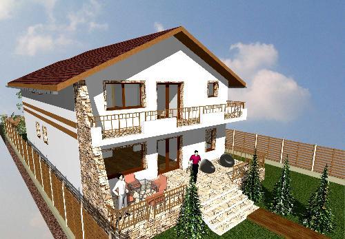 Constructii case bucuresti