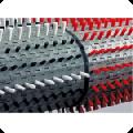 Perii modulare tip banda transportoare
