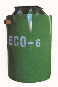Fosa septica ECO6