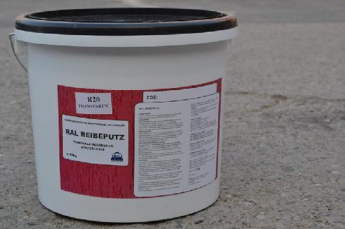 Tencuiala decorativa siliconica Rovis 25 kg