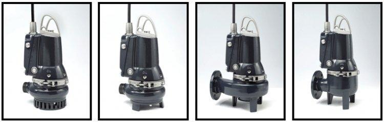 DP EF SL1 SLV AUTOadapt pompe epuisment drenaj apa uzata