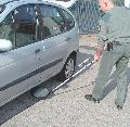 Oglinda inspectie auto antitero EFIS 1