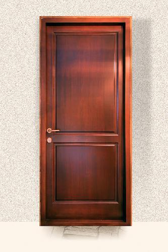 usa interior lemn stratificat