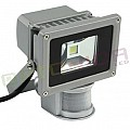 10W Proiector LED cu Sensor lumina calda – IP65