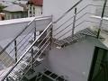 Balustrade inox Roman