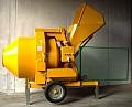 Betoniere hidraulice cu autoincarcare