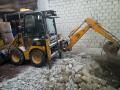 Inchiriere miniexcavator JCB1CX Bobcat, Bucuresti si Ilfov