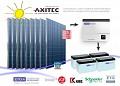 Kit sistem panouri fotovoltaice 9 panouri 260W inc. montaj
