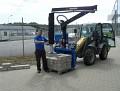 Masini cu vacuum pentru montaj pavaje, borduri, dale beton