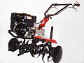 Motocultor profesional Mat Magrit motor 2T REX