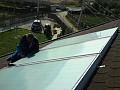 Panouri solare plane, Grecia