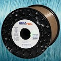Sarma electroeroziune CUPRU, acoperire CuZn50, EDM Cut X