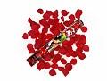Tun confetii petale trandafiri