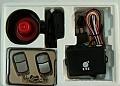 Alarma auto cu remote control BAV-20061