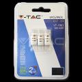 Bec Spot Led – 1.2W 12V G4 Cree Chip Alb cald –