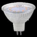Bec spot LED – 3W JCDR 230V sticla Alb natural