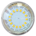 Bec Spot Led – 4W GU10 Alb Cald Sticla /Blister Pack 3