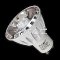 Bec Spot Led – 4W GU10 Aluminiu Alb Cald