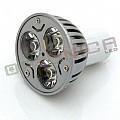 Bec Spot LED MR16 3*1W 220V lumina alba