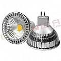 Bec Spot LED MR16 3W/220V COB lumina calda