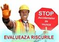 Evaluare riscuri de accidentare si imbolnavire profesionala