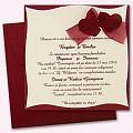 Invitatii de nunta - Invitatii