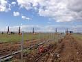 montare structura parcuri fotovoltaice