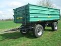 Remorca agricola 12000 kg