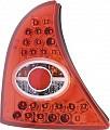 Set Stopuri Tuning Renault Clio 8/98- led rosu clar BAV-DL R