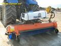 Maturator Tractor cu perie Plus cu bazin de apa