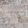 Travertin Silver Scapitat 7.5cm x LL x 2.2cm