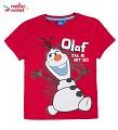 Tricou copii marca Dosney Frozen cu Olaf