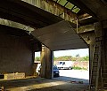 Usi de garaj sectionale industriale