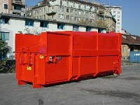 Compactor - presocontainer