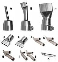 Accesorii sudare termoplastice/PVC/prelate/linoleum